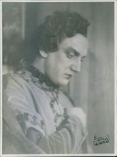 Einar Beyron as Tristan 1932.