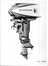 Evinrude 18 HP Fastwin