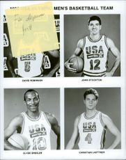 USA Basketball Team - OS 1992