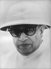 Portrait of Palathnikal Varkey Cherian.