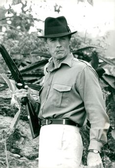 Clint Eastwood in the movie