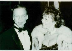 Mark Hamill with his wife Marilou