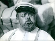 "Salvatore Baccaloni in the film ""Fanny"""