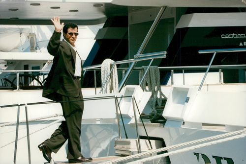 Sylvester Stallone in Cannes