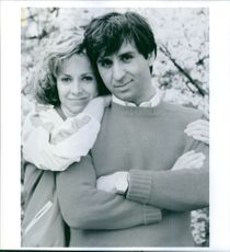 A photo of the film Garbo Talks starring Catherine Hicks and Ron Silver. 1984.