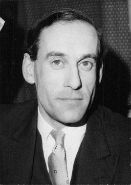 Portrait of John Jeremy Thorpe M.P.