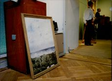 The painting of August Strindberg had a call price of 10-12 million, but returned for SEK 6.7 million.