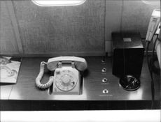 View of telephone.