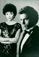 Joan Collins and Jon-Erik Hexum, Dynasty