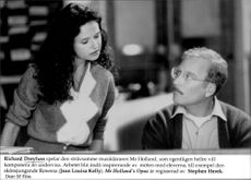 "Richard Dreyfuss and Jean Louisa Kelly in ""Mr Holland's Opus"""