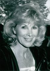 British Personalities: Susan Hampshire 1982