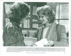 """Dustin Hoffman and Jessica Lange in """"Tootsie"""""""