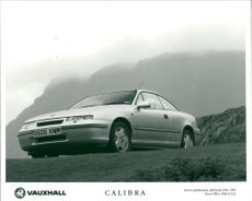 Vauxhall Motor Car: calibre.