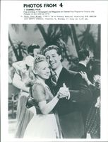 Don Ameche with Betty Grable.