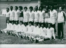 Group photograph of Honduras World Cup Squad,