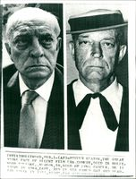 Buster Keaton in 1957 and 1964