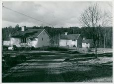 Hammarby residential area at Blötberget mine