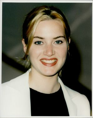 Portrait image of Kate Winslet taken in an unknown context.