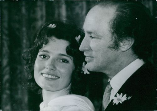 Mr. and Mrs. Pierre Trudeau