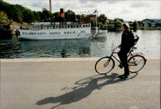 IOK visited Sweden to look at Stockholm's conditions for the 2004 Olympics.