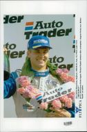 Rickard Rydell won the total in the BTCC after second place in the first race at the final race.