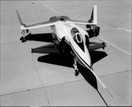 The Rockwell XFV-12A