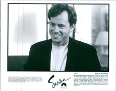 "Greg Kinnear plays as David Larrabee in a 1995 romantic comedy-drama film, ""Sabrina."""