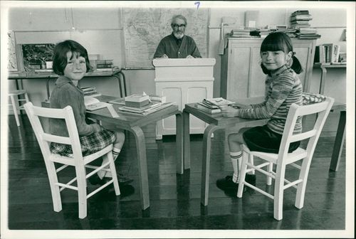 Schools 1970-1979:Getting down to work in the classroom.