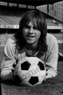 Portrait image of Branco Markovic taken in an unknown soccer context.