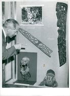 Ethnographic Museum: Dr. Sten Bergman's collections from the cannibals