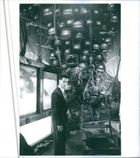 Keanu Reeves in a scene from the movie Johnny Mnemonic.