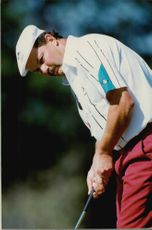 Golf player Gordon Brand Jr.