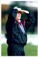 Geoff Cooke, former Rugby coach of England