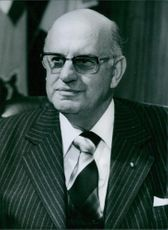 Pieter Willem Botha - South African Politician - 1978
