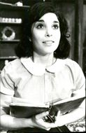 Portrait image of Maude Adelson taken in an unknown context.