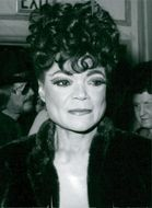 Eartha Kitt, portrait photo