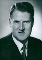 Photo of Professor Charles Garrett Phillips. 1967.