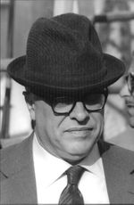 Carlo Ponti, Sr. (11 December 1912 – 10 January 2007) was an Italian film producer with over 140 production credits, and the husband of Italian movie star Sophia Loren.