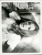 """Actress Hayley Mills in the movie """"Twisted Nerve"""""""