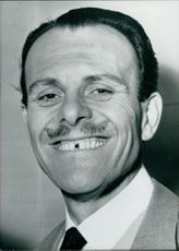 Portrait of Terry Thomas.