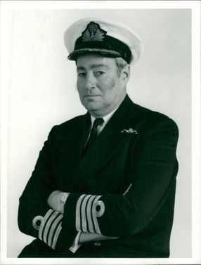 Captain Robin Heath