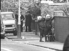 Occupation of the Iranian Embassy