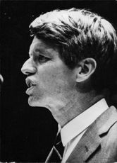 "Portrait of Robert Francis ""Bobby"" Kennedy"