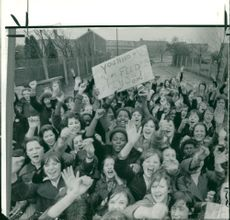 Schools 1970-1979:Pupils from erdington district schools.