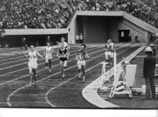 Women's sprint at 1980 Moscow Olympic Games.
