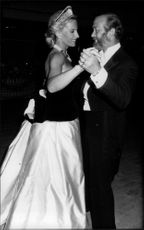 Prince and Princess Michael of Kent dance together