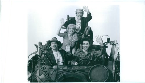 """The casts of the 1993 movie, """"The Beverly Hillbillies""""."""