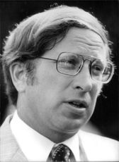 Portrait of Sam Nunn.