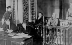 Jann Wiik and Ralf Gerrets in court of defense lawyers I. Rebane, Y. Mardi and O. Aid under the Tallinn Court