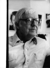 Portrait of Robert Wise.